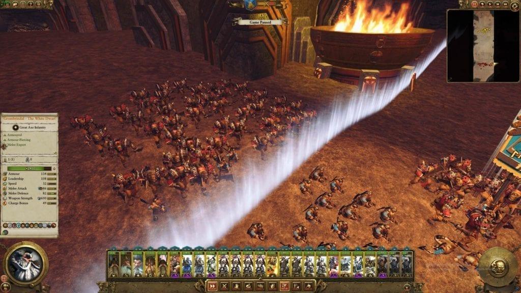 Total War Warhammer Reinforcements Bug