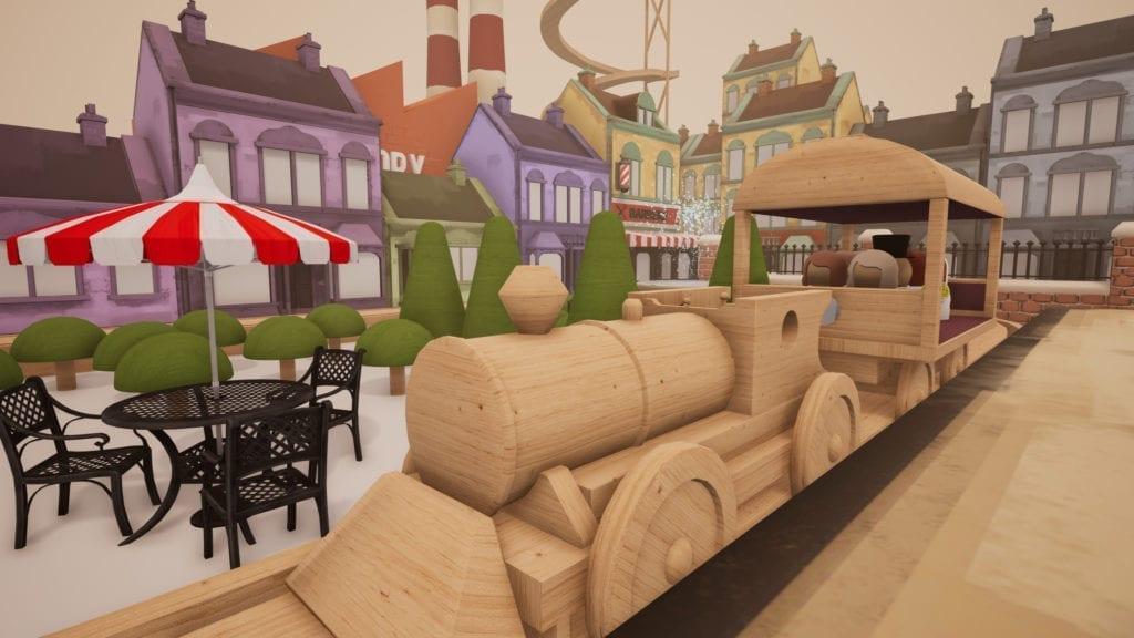 Tracks The Train Set Game 2