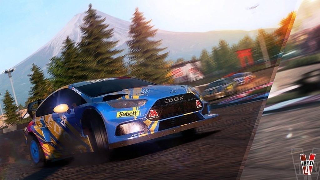 V Rally 4 Screenshot 2