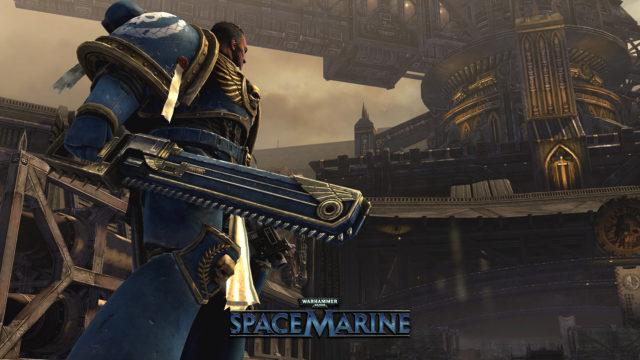 Warhammer 40k Space Marine Humble Bundle