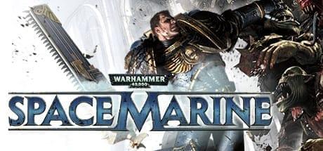 Warhammer 40k Space Marine Humble Bundle Logo