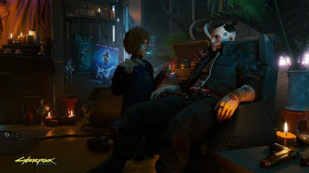 Game Cyberpunk 2077 2019 5