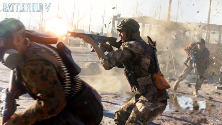 New Battlefield 5 Trailer Teases Battle Royale Mode