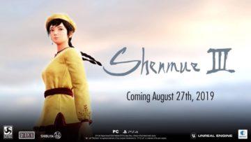 Shemue Iii Launch