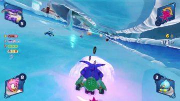 Sonic Team Racing