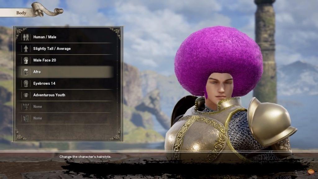 Soulcalibur VI's Libra of Soul story mode lets you take your