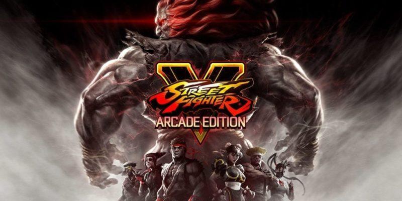 EVO Street Fighter V Arcade Edition