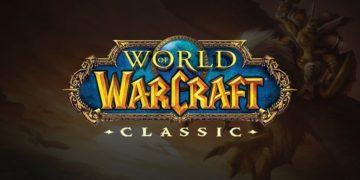 14803 Blizzcon 2018 Warcraft Virtual Ticket Items Wow Classic Demo War Banner War Mant