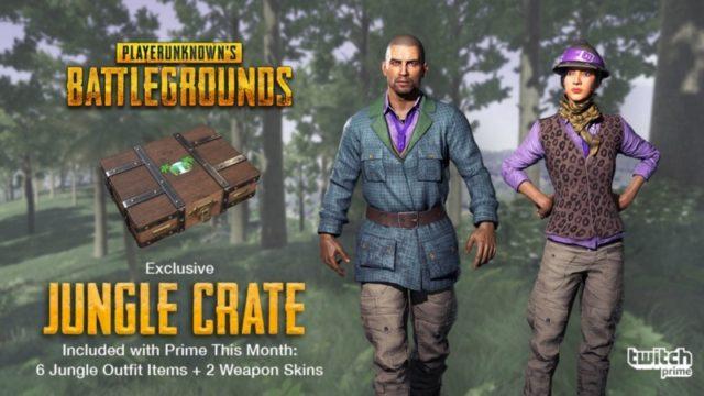 3427268 Pubg Jungle Crate