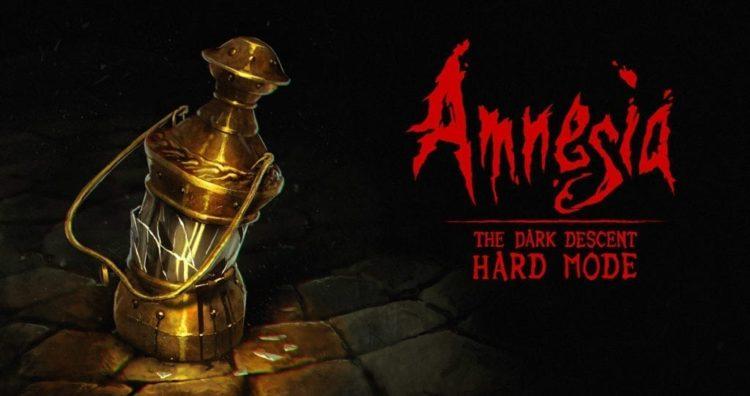 Amnesia: The Dark Descent Adding a Hard Mode