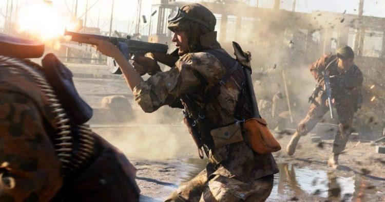 DICE shares details on new Battlefield V game modes, including Battle Royale