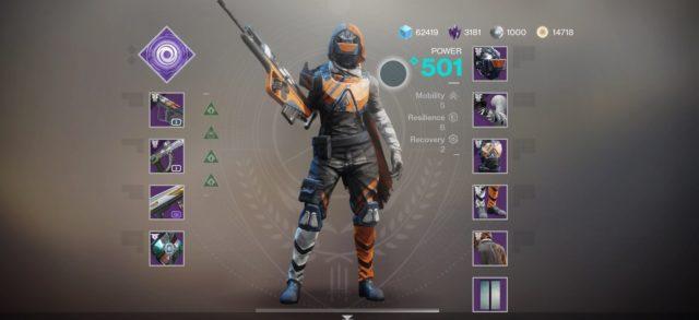 Destiny 2 Forsaken 500