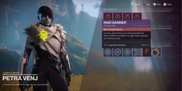 Destiny 2 Forsaken Dreaming City Petra