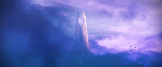 Destiny 2 Forsaken Dreaming City Intro