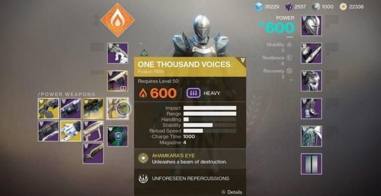 Destiny 2 Forsaken Titan 600 Pl