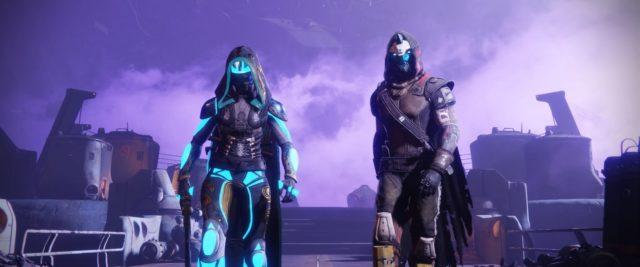 Destiny 2 Forsaken Campaign Cayde
