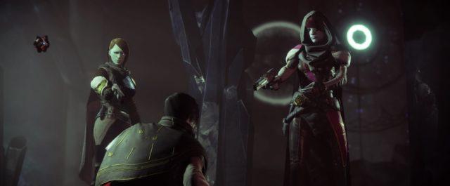 Destiny 2 Forsaken Campaign End