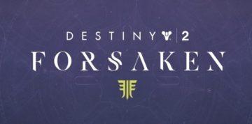 Destiny 2 Forsaken Main