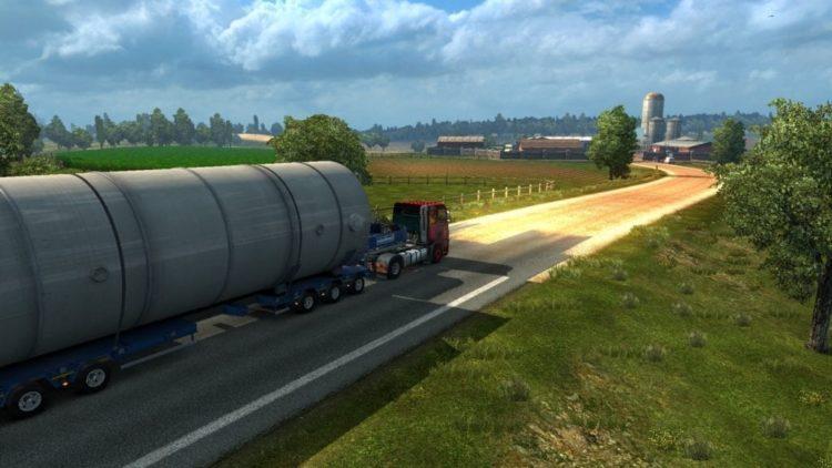American Truck Simulator and Euro Truck Simulator 2 – Update 1.32 now live