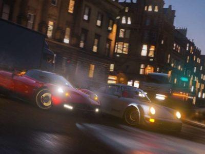 Forza Horizon 4 City Racing