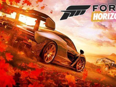 Forza Horizon 4 Cover Art V2