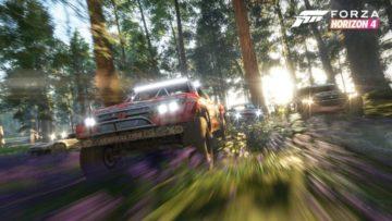 Forza Horizon 4 Offroad Dash