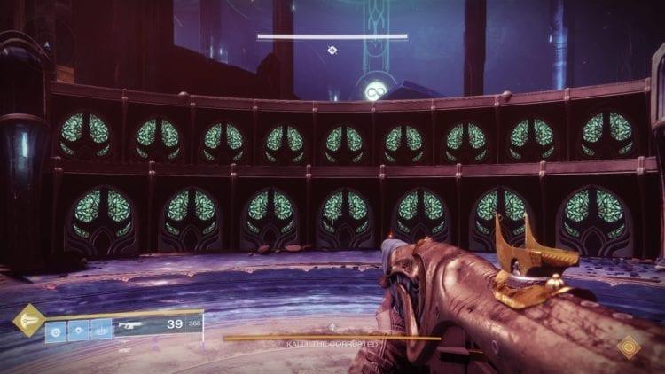 Last Wish Raid Destiny 2 Forsaken Kalli Boss Doors