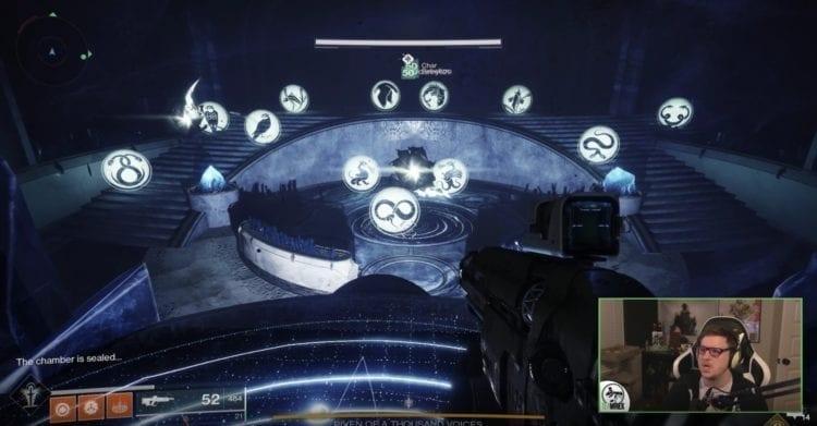 Last Wish Raid Destiny 2 Forsaken Riven Symbols