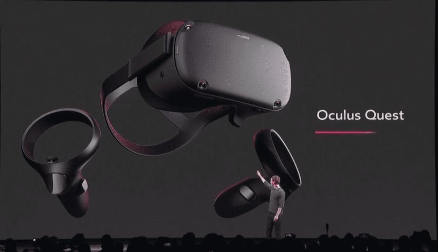 Oculus Quest Reveal