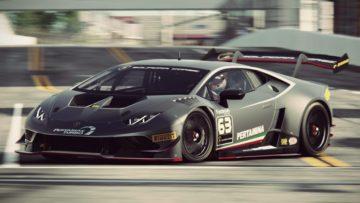 Project Cars 2 Racing Lambo
