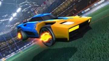 Rocket League Hot Wheels Triple Threat