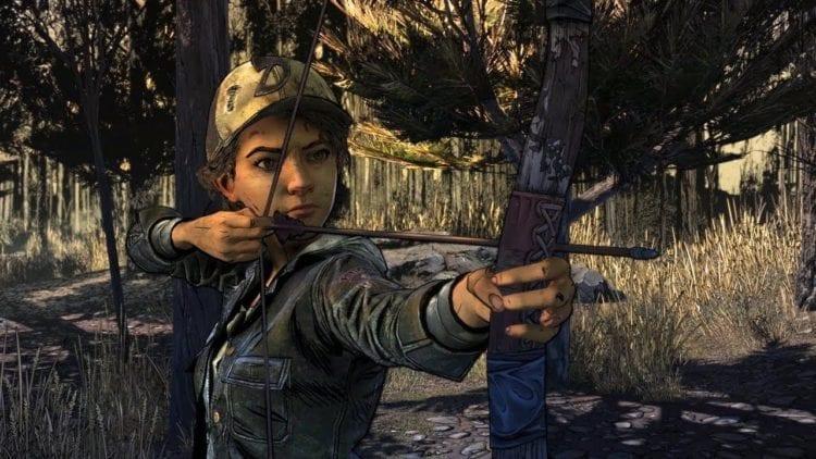 Telltale Games Partners Walking Dead Final Season
