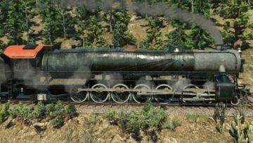 Transpoirt Fever Steam Train
