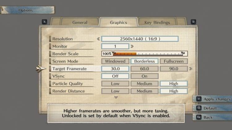 Valkyria Chronicles 4 Graphics 1
