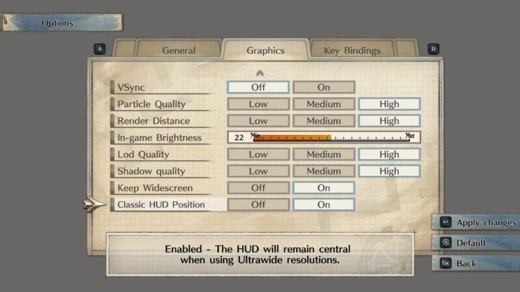Valkyria Chronicles 4 Graphics 2
