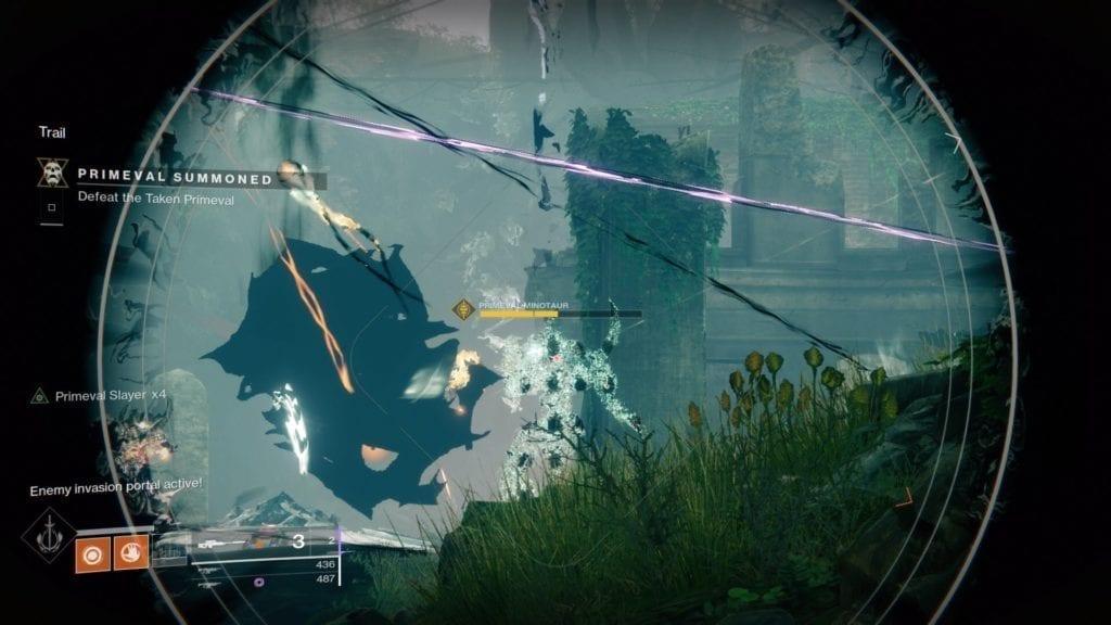 Destiny 2 Gambit Free Trial Forsaken
