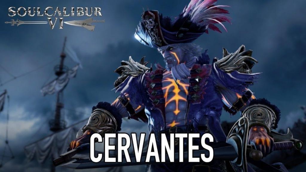 Cervantes Soulcalibur Vi