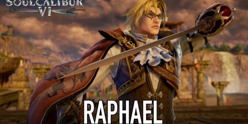 Soulcalibur Vi Raphael
