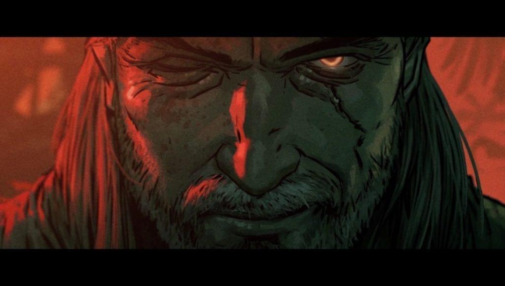 Thronebreaker Geralt
