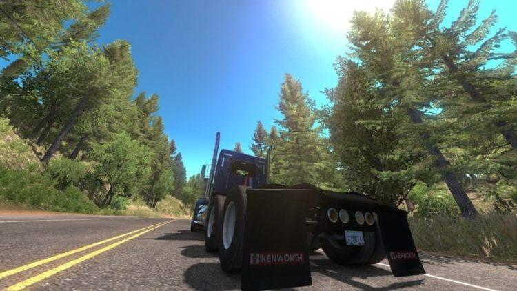 American Truck Simulator: Oregon DLC Review — The Scenic State