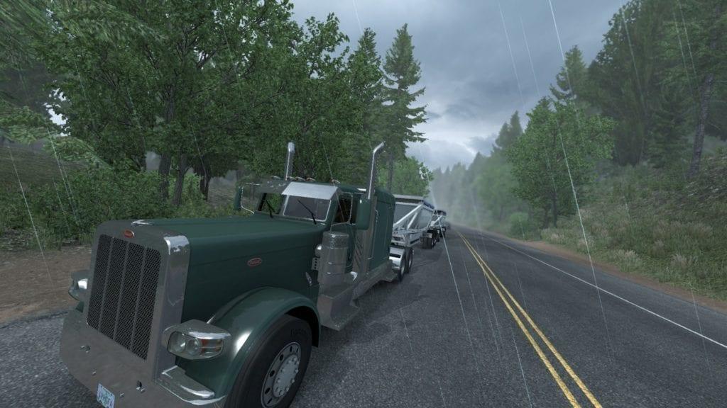 American Truck Simulator: Oregon DLC Review — The Scenic