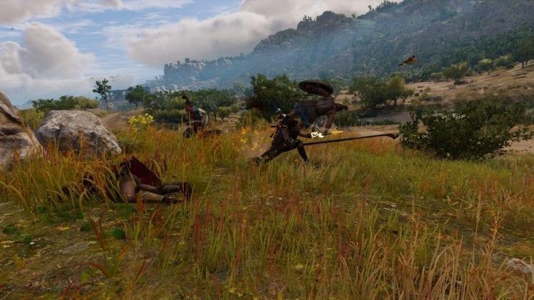Assassin's Creed Odyssey Guide Combat Abilities Skills Bull Rush