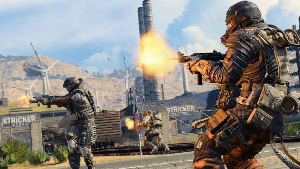 Call Of Duty Black Ops 4 Blackout Emotes Peeking