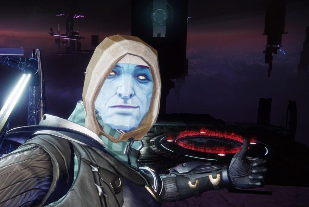 Destiny 2 Forsaken Festival Of The Lost Haunted Forest Rahool