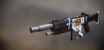 Destiny 2 Forsaken Festival Of The Lost Horror Story Auto Rifle