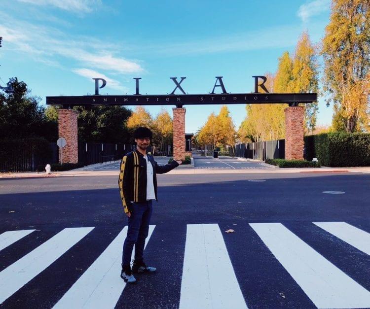 Hideo Kojima Pixar Valve Studios Death Stranding