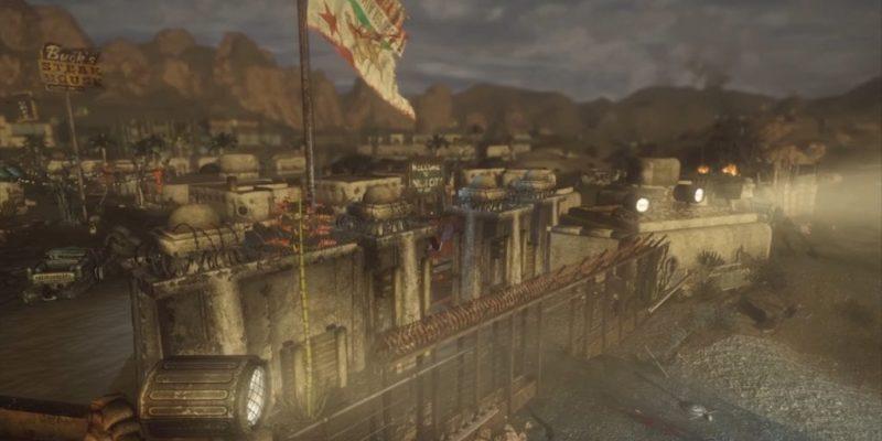 Fallout New California mod