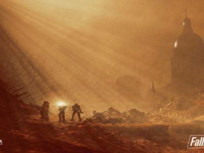 Fallout 76 Nuke loop