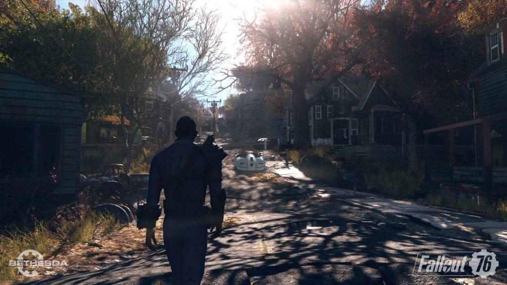 Fallout 76 speedhacking