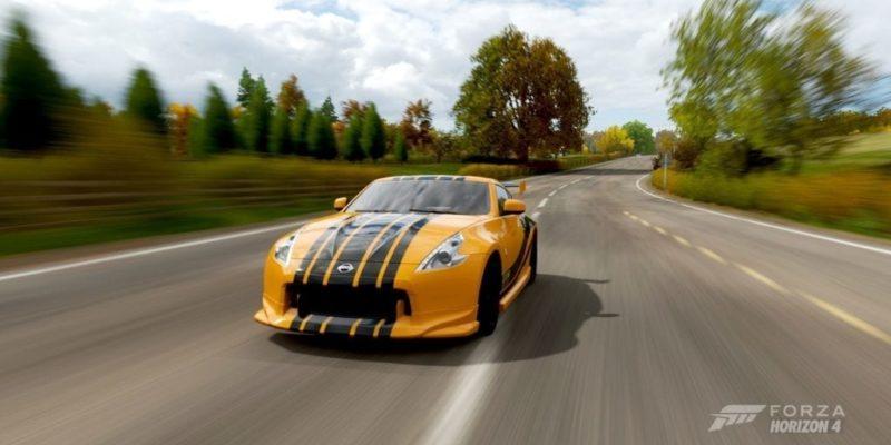 Forza Horizon 4 370z